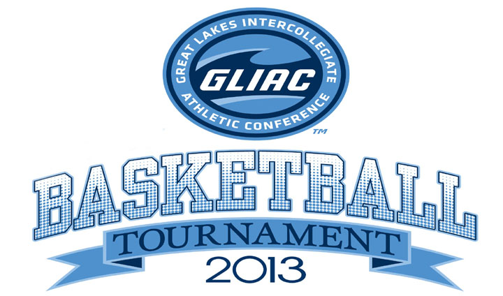 GLIAC Tourney Matchups Set For Ferris State Basketball Teams