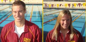 Swimmers Perform Well At Pentathlon