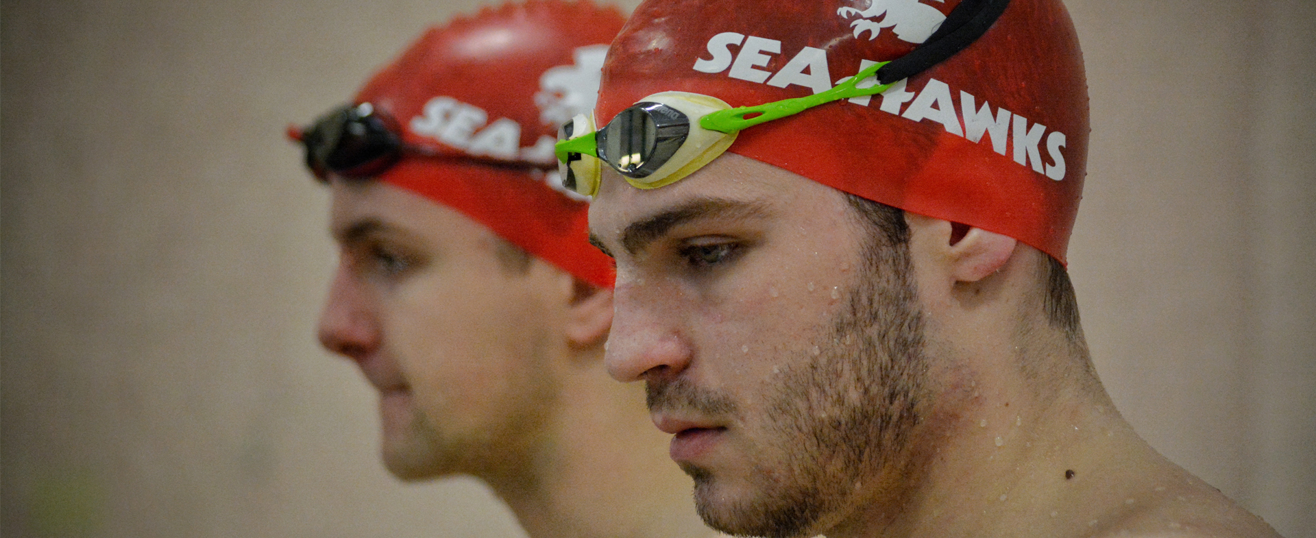 Sea-Hawks Swimmers Compete at Kemp Fry