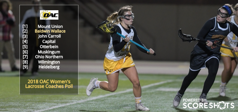 Junior All-Ohio Athletic Conference midfielder Megan Patrick