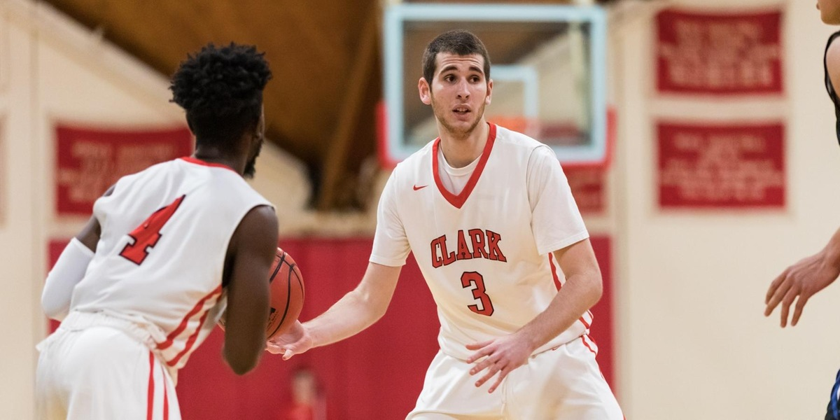 Emerson Outlasts Clark in Conference Contest