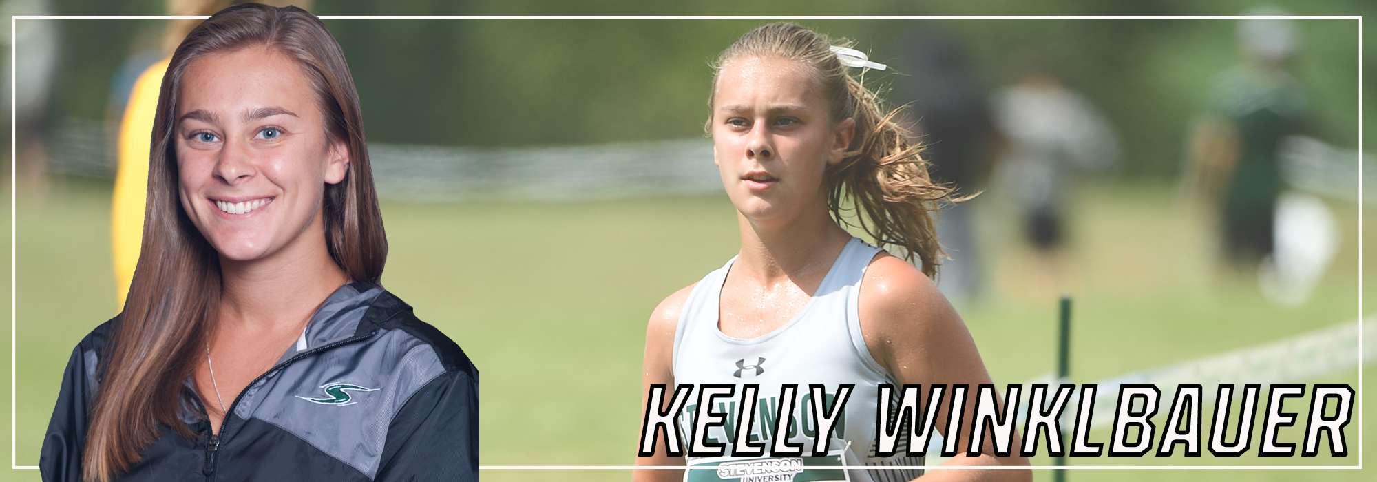 Kelly Winklbauer Named MAC Runner of the Week