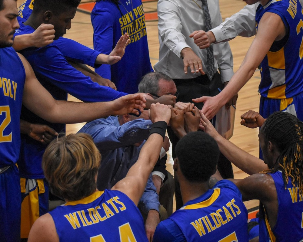 MBB: Wildcats to Play NEAC Semifinal Game Against Lancaster Bible Saturday.