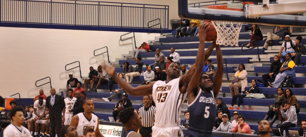 Cobras Fall to Lenoir-Rhyne in South Atlantic Conference Play