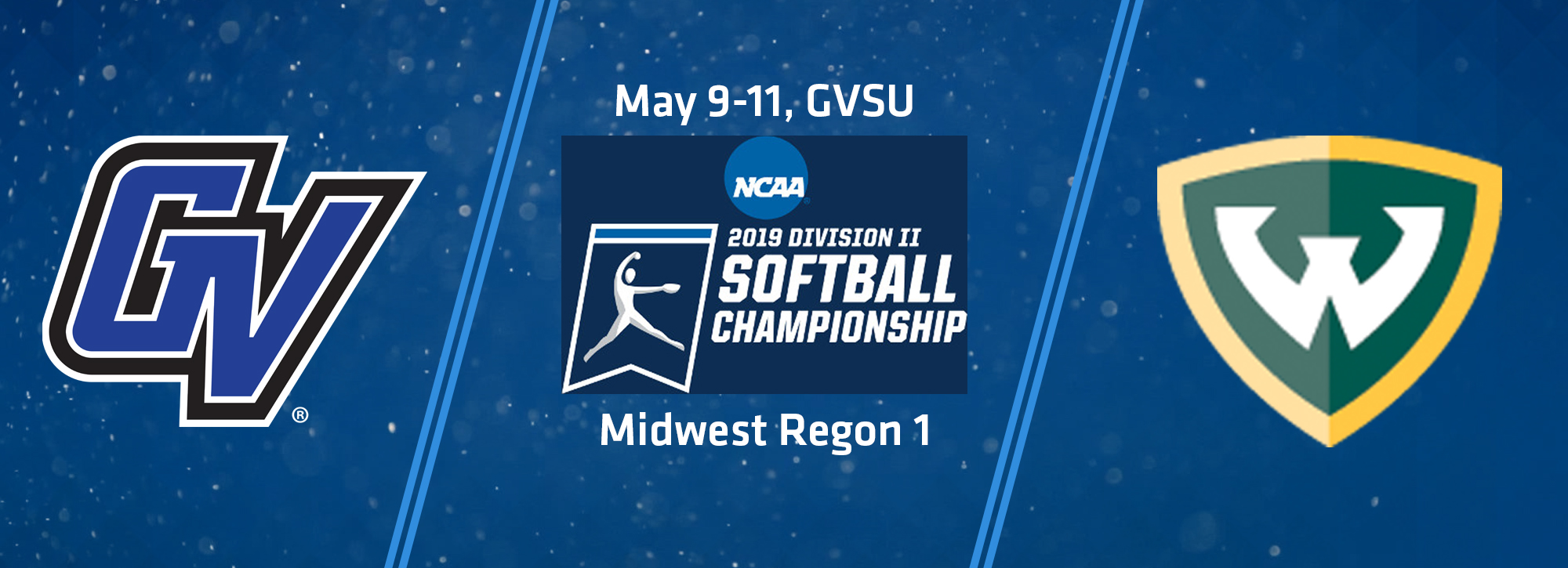 GVSU to host Midwest Region #1 Softball Tournament