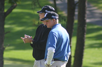 Cusato, golf team have record performances at NEIGA championships