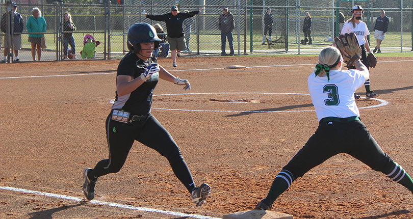 Freshman Grace Yoder went 5-for-5 in the second game as Wilmington earned a split on its final day for the Gene Cusic Classic.