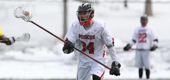 Hope shoots past men's lacrosse