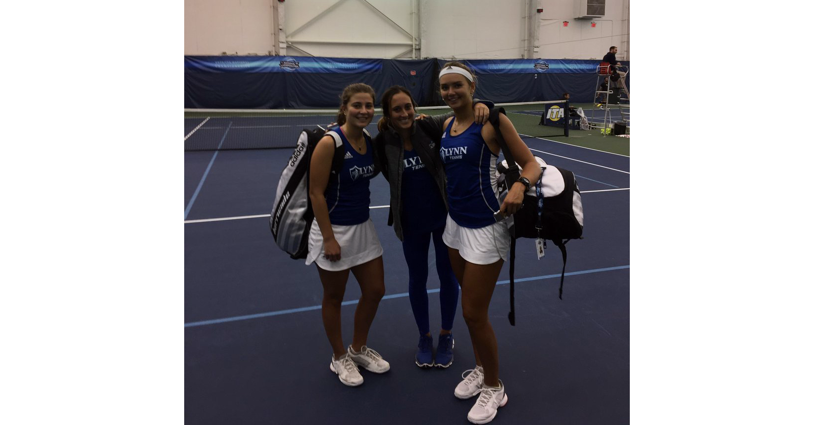 Bogolii & Willig Conquer UTEP at ITA National Indoors