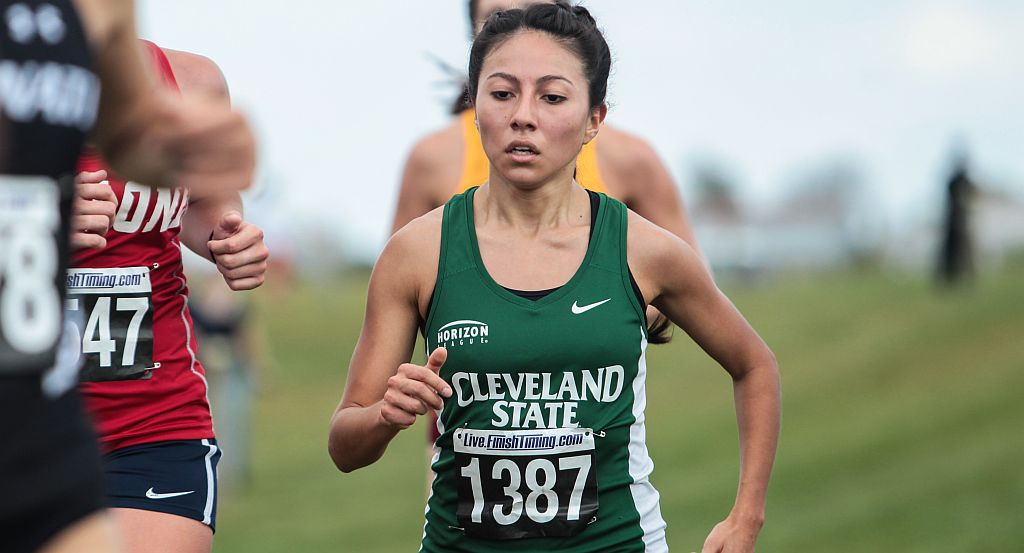 Barrientos Named To #HLXC All-Academic Team