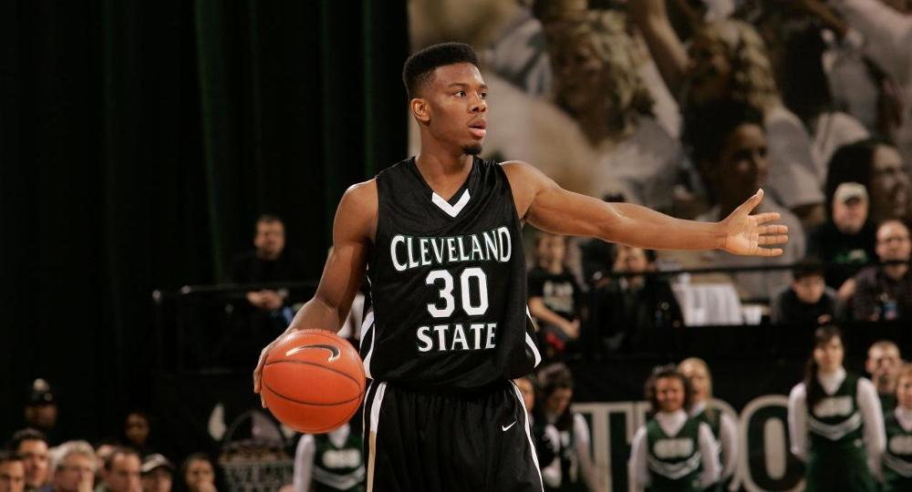 "Cleveland State To Retire Norris Cole's Number ""30"""