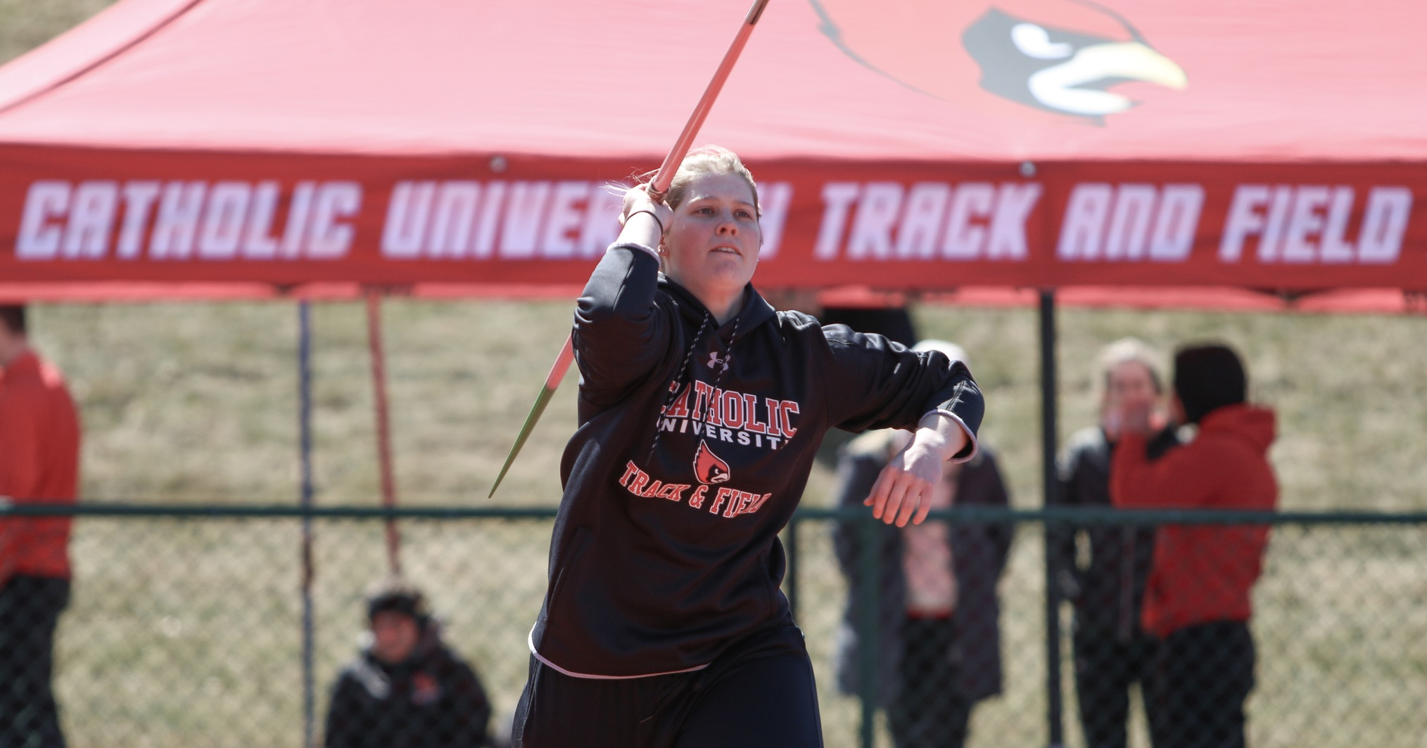 Cardinals Complete Day One of the Landmark Conference Championships