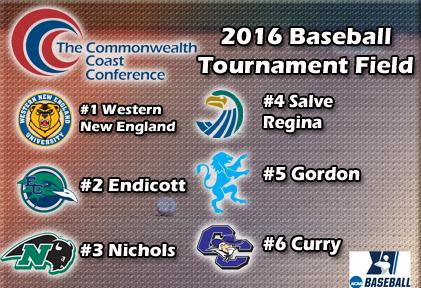 Curry Colonels Baseball Grab Six Seed Heading into the Commonwealth Coast Conference Tournament