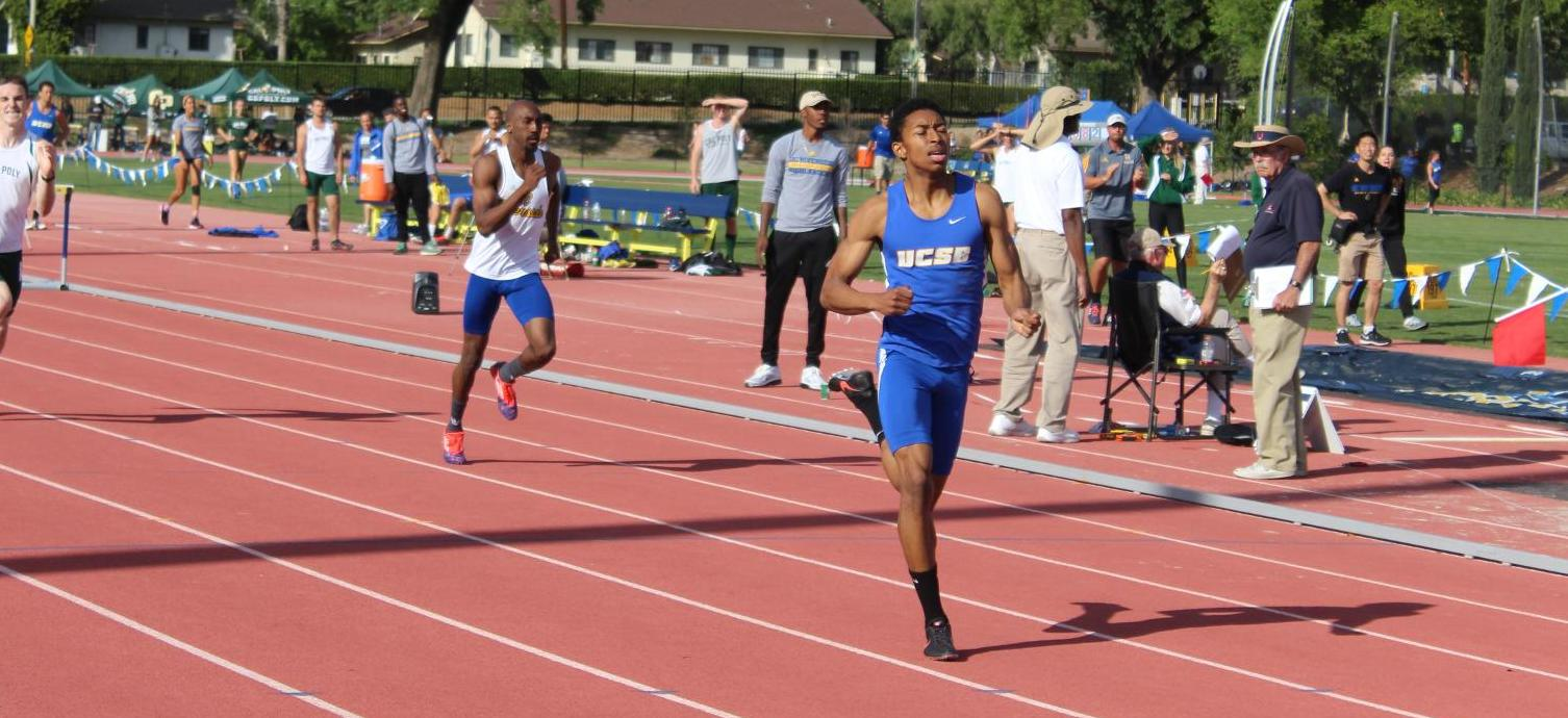 Triton Invitational Next for Select Gauchos