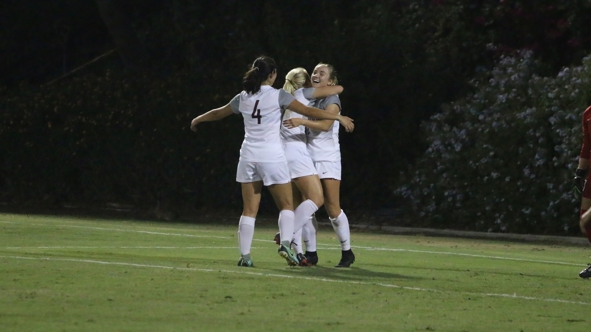 Second Half's The Charm as CMS Women's Soccer Edges Chapman 1-0