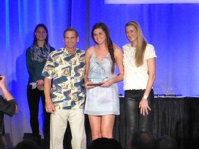 Annie Mitchem Earns AVCA Player of the Year Honors