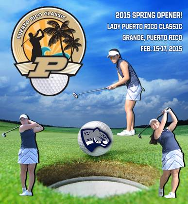 #26 Women's Golf Set To Open 2015 At Lady Puerto Rico Classic