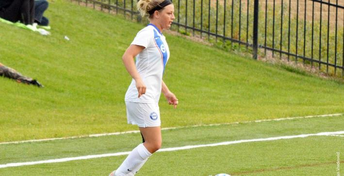 Women's Soccer routs WLC, clinches home match in NACC Tournament