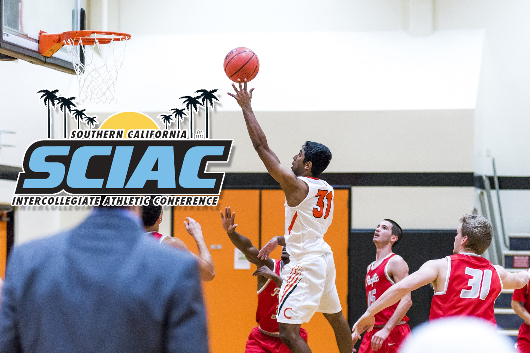 Srinivasaragavan Named SCIAC Defensive Player of the Week