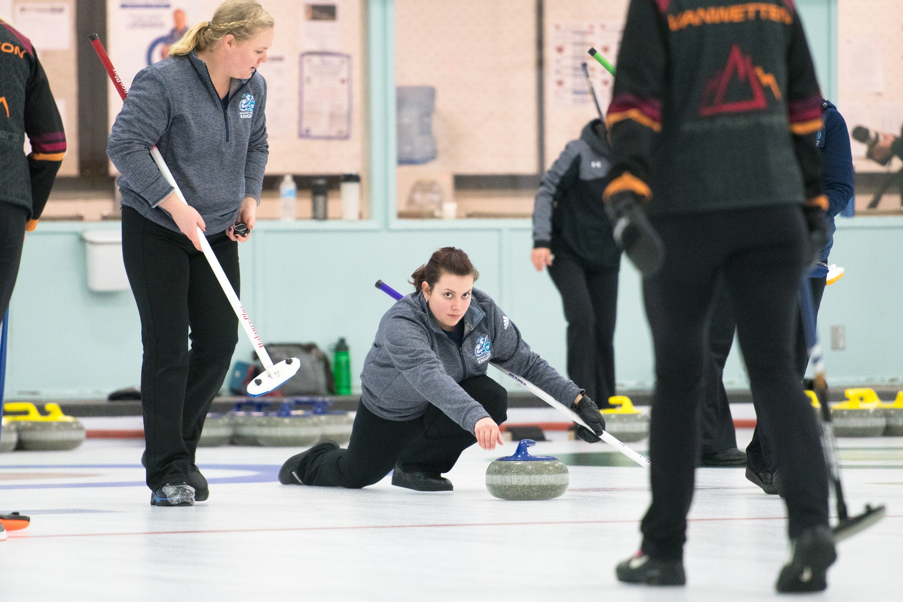 PREVIEW: Knights curlers head to OCAA Championship