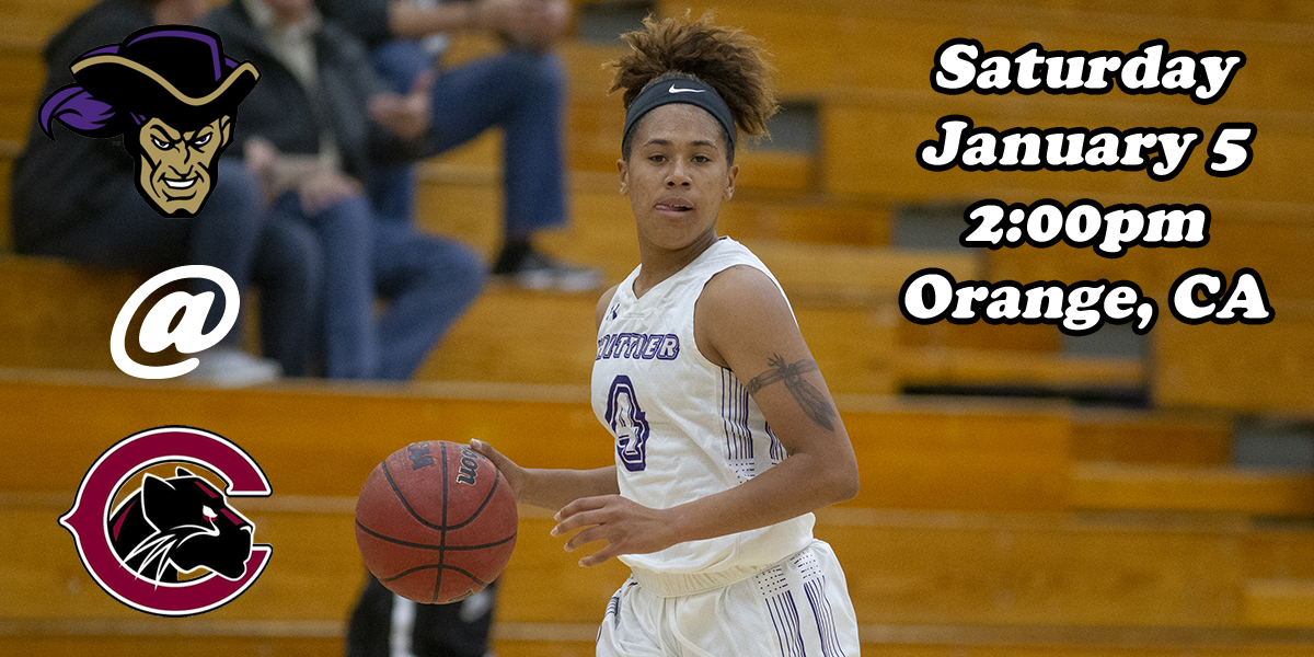 WBB: Whittier vs. Chapman (By the Numbers)