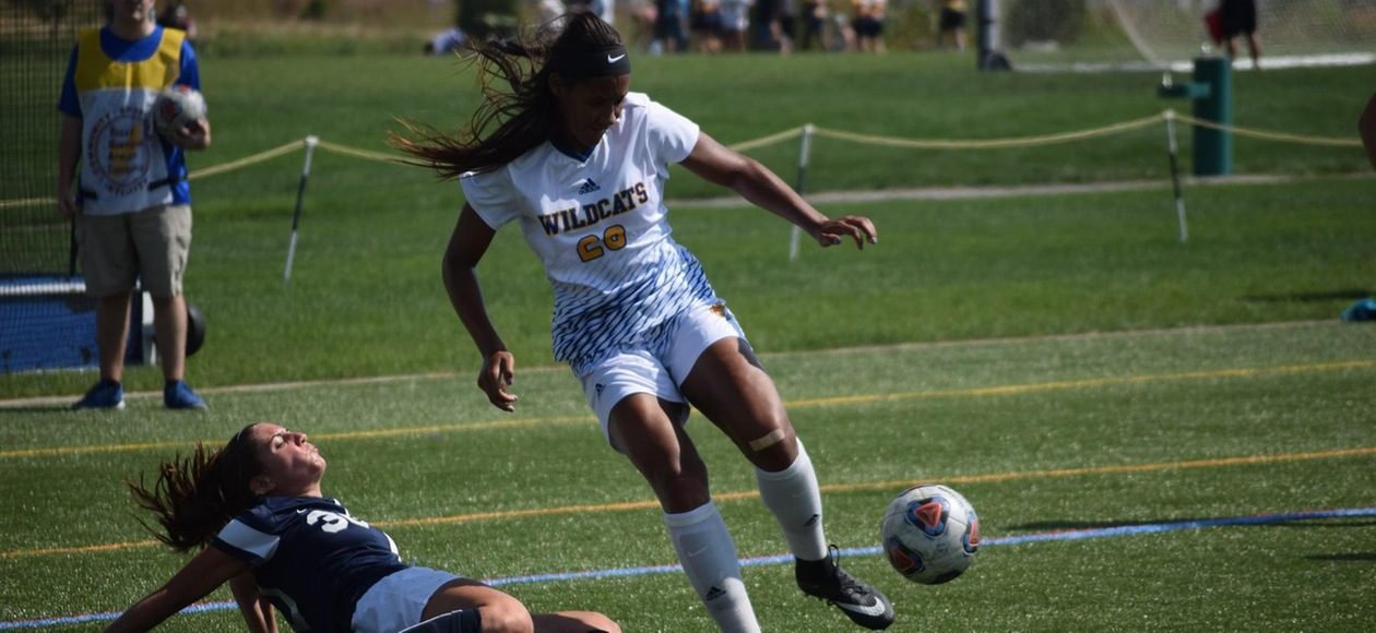 Hursey's Hat Trick Leads JWU to 3-0 Win at RIC