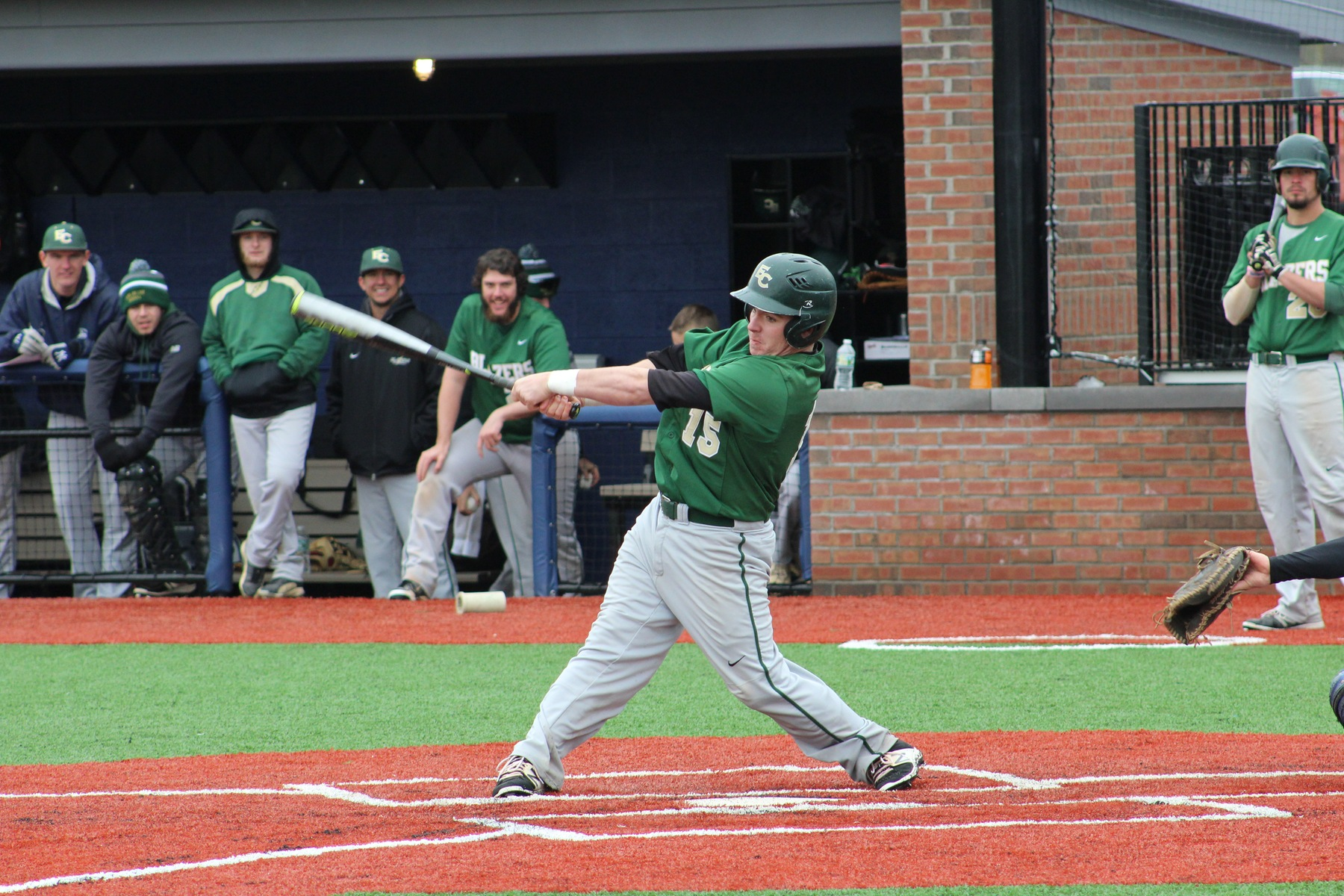 Harrison Powers Baseball To Sweep At Southern Vermont