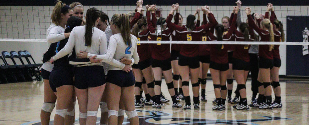 PREVIEW: Women's Volleyball Travels to Powerhouse JWU For GNAC Semifinals