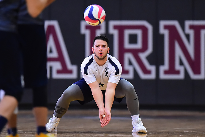 Men's Volleyball Travels To Nazareth Friday; St. John Fisher Saturday