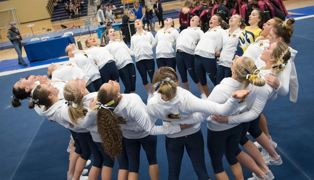Blugolds start 2018 season with win over Gusties
