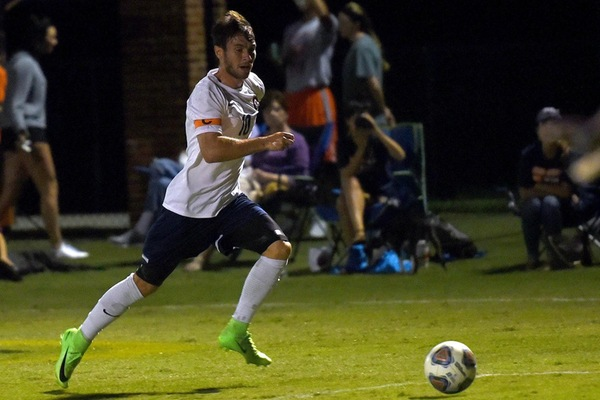 Eagles triumph over Anderson in fifth-consecutive shutout