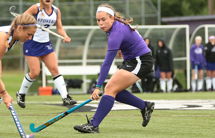 Field hockey stumbles against No. 4 Shippensburg in DoubleTree Fall Classic opener