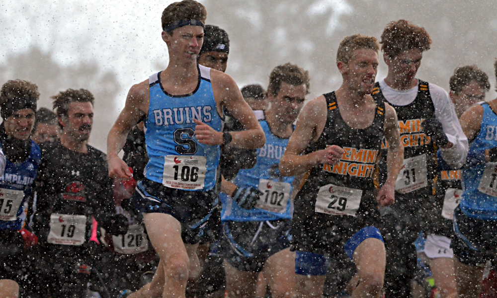 Men finish fourth, women eighth at cross country nationals