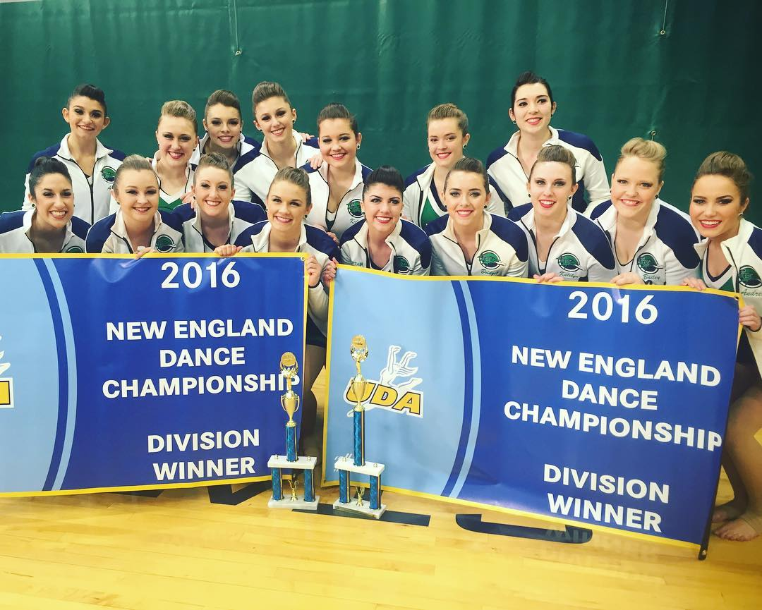 Dance Team Takes Home New England Title For Sixth Year In A Row