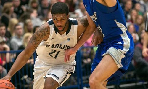 #13 UMW Men Fall at Christopher Newport, 74-61