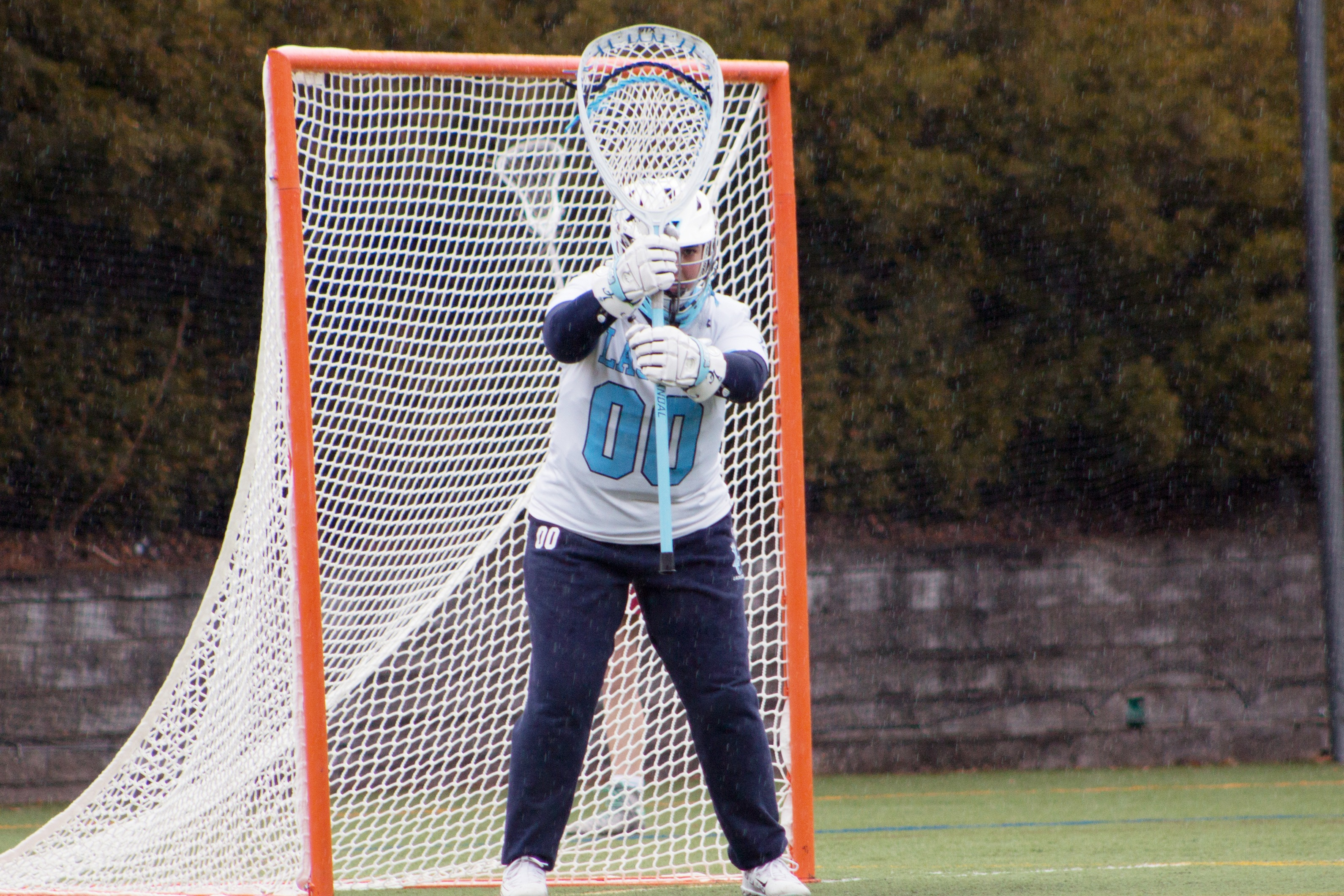 Lasell Women's Lacrosse powers past Elms