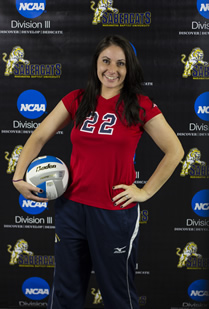 Swiatek awarded Association of Division III Independents women's volleyball Player of the Week