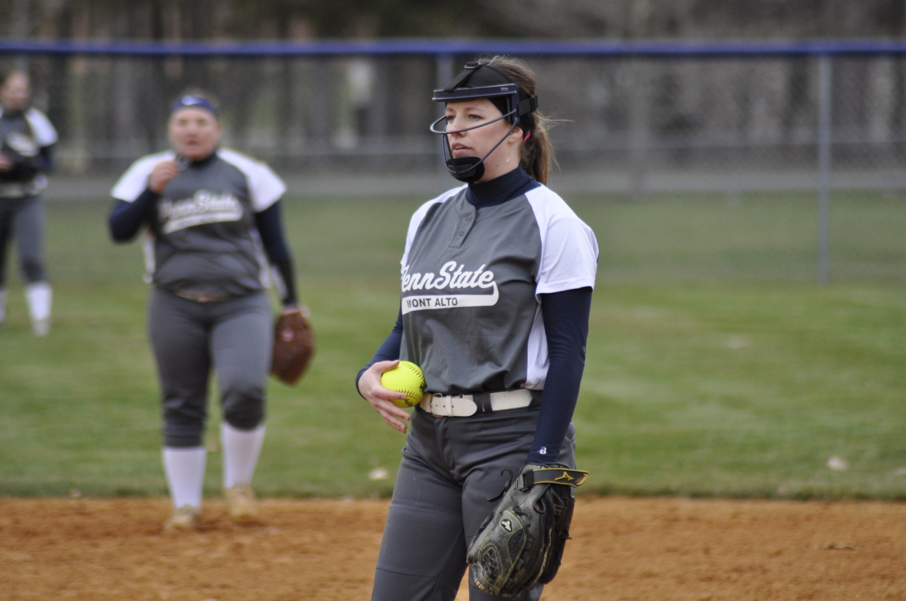 Softball Comes Up Short in Doubleheader with PSU Greater Allegheny