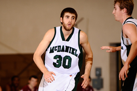 Henry, Sarris-Grau lead McDaniel to 70-64 win over Muhlenberg