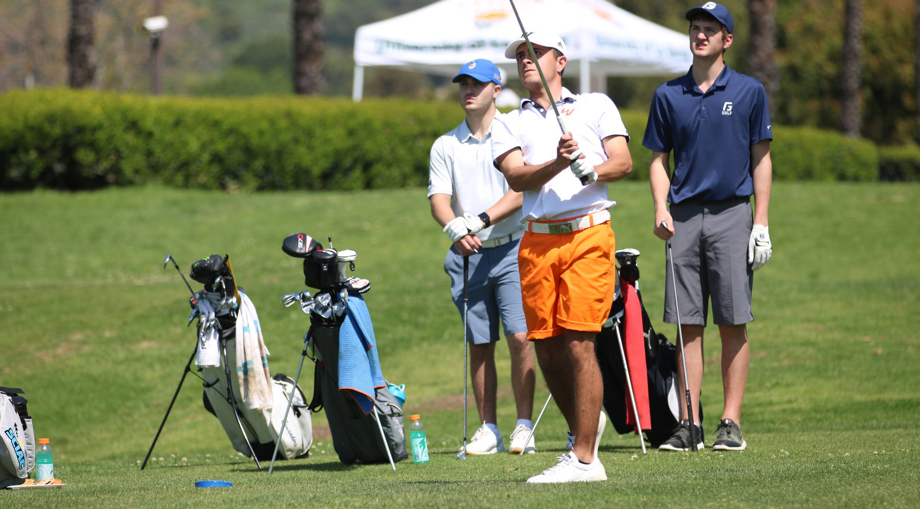 No. 11 Men's Golf takes 3rd at West Cup