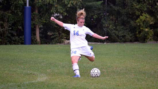 Lasers Unblemished GNAC Record Stands after 3-0 Defeat of Emmanuel