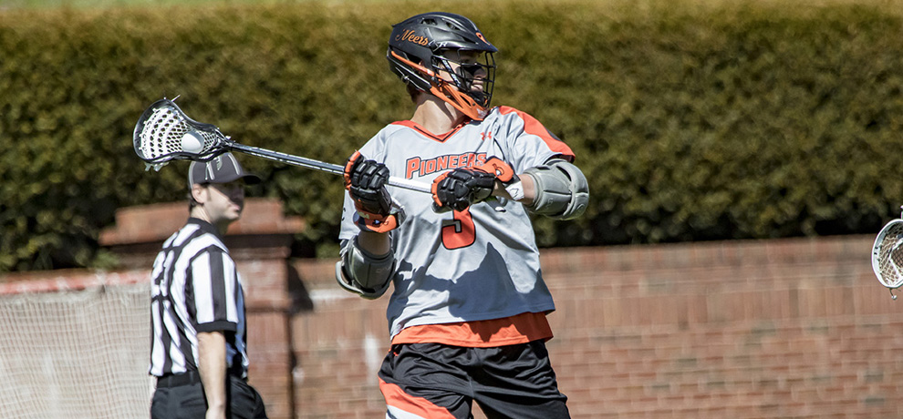 Bell sets season goal, point records in Pioneers' 19-14 loss to LMU
