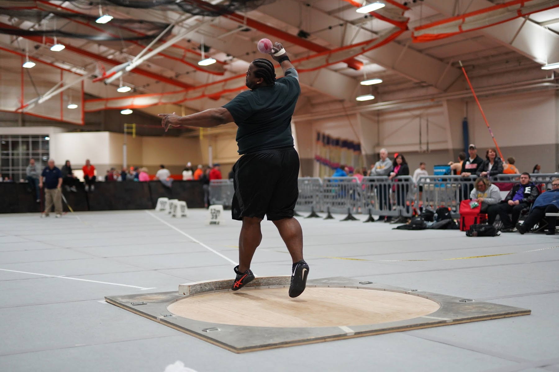 Oilers Compete at Akron Invitational