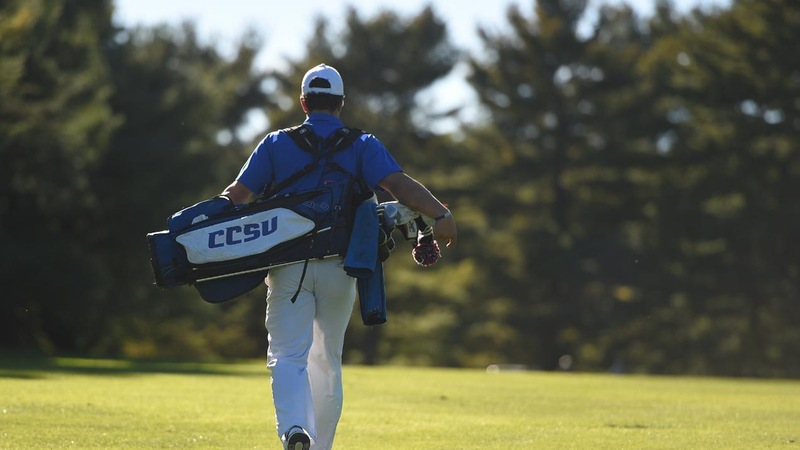 Men's Golf Finishes Eighth at Rhode Island Invitational