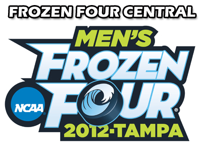 2012 NCAA Frozen Four Central