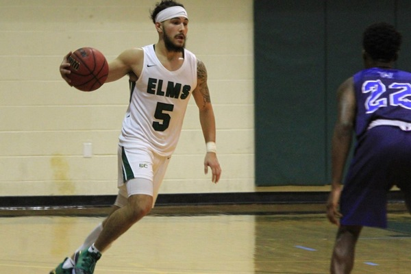 Men's Basketball Can't Keep Up With Westfield State