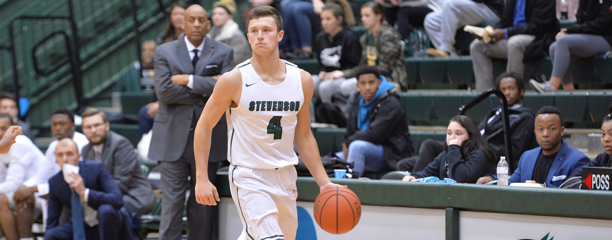 Mustangs Make Late Push Against Manhattanville