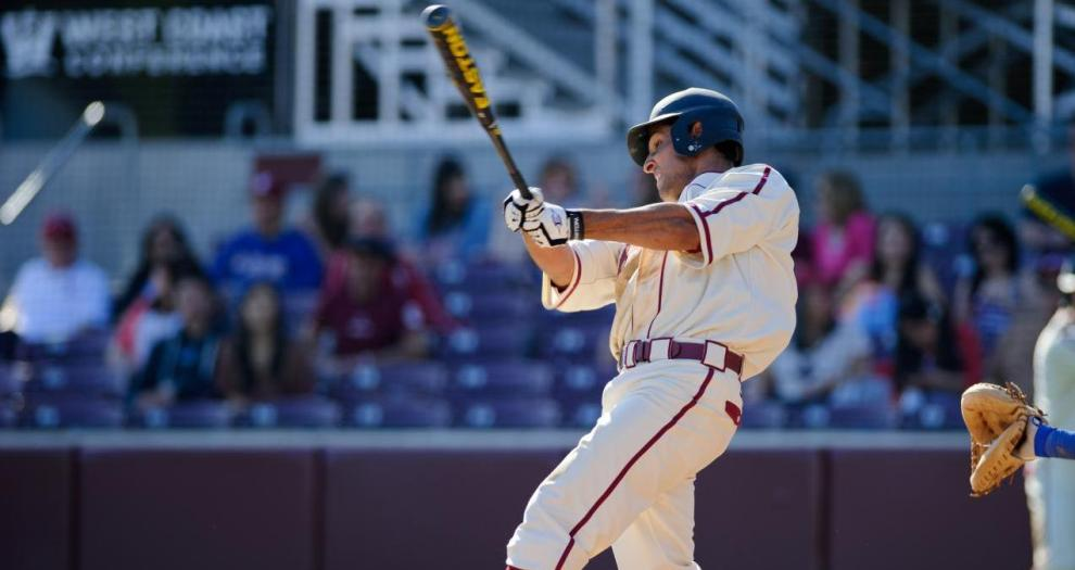 Baseball player, Matt Ozanne, Reflects on His Time Here at SCU