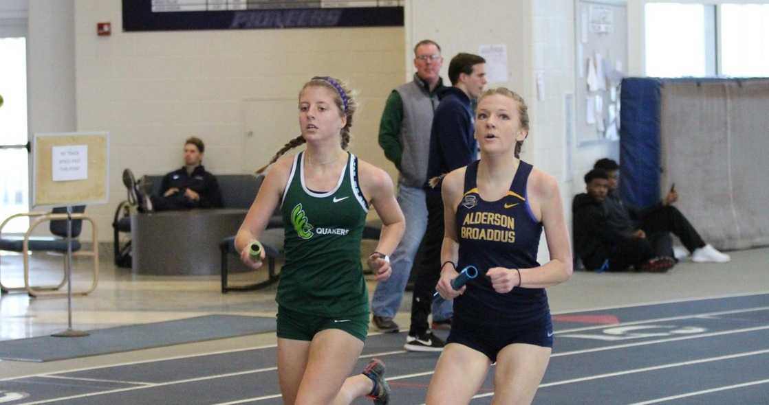 Women's Track & Field Opens New Year at Marietta on Saturday