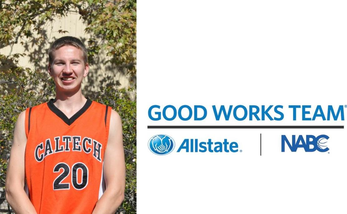 Rob Anderson Nominated for Allstate NABC Good Works Team